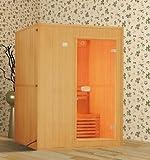 Combinación Modelo de sauna & cabina de infrarrojos en un.-Especial Acción.