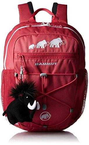 Mammut Kinder First Zip Rucksack Light Carmine