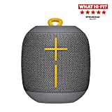 Ultimate Ears Wonderboom 1 Bluetooth Lautsprecher (wasserdichter 360°-Sound) - grau