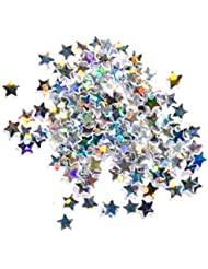 Stargazer Loose Glitter Stars Eyeshadow Makeup Face Body Hair Nails Art Gems Sequins (Spectrum)