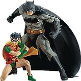 Kotobukiya DC Comics Batman y Robin ARTFX + Estatua