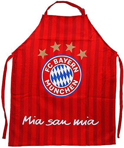 FC Bayern München Grillschürze mia san mia