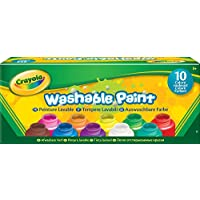 Crayola Washable Kids Paint (Set of 10)