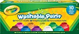 Picture Of Crayola Washable Kids Paint (Set of 10)