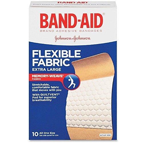 band-aid-flexible-fabric-bandages-extra-large-10-ea-by-band-aid