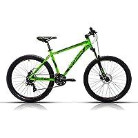 Megamo MT2 Bicicleta de Montaña, Hombre, Verde, ...