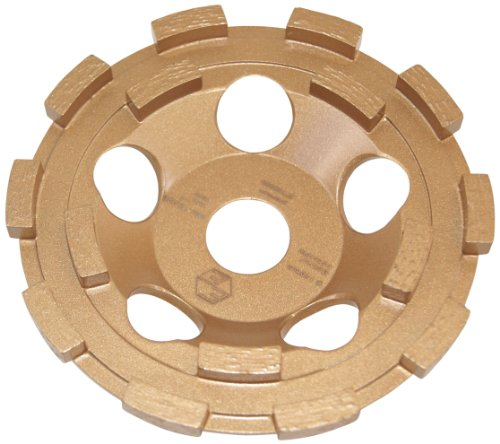 Eibenstock Premium B125 37102000 Diamond Grinding Disc for Concrete Gold