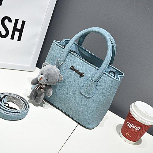 LiZhen il nuovo piccolo pacchetto Lai Chi tattoo Ladies borse messenger semplice piccolo pacchetto Mini borsa pacchetto eleganti camere singole borse tracolla, grigio scuro Kit della scheda