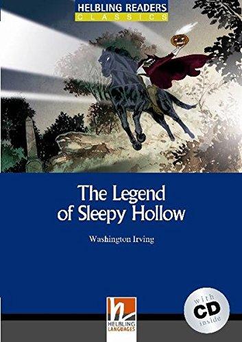 The legend of Sleepy Hollow. Livello 4 (A2-B1). Con CD Audio