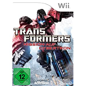 Transformers: Mission auf Cybertron – [Nintendo Wii]
