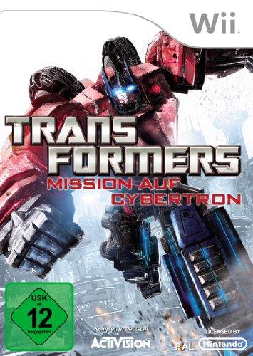 Transformers Video-spiele Für Wii (Transformers: Mission auf Cybertron - [Nintendo Wii])