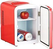 Mini réfrigérateur 2 en 1 avec prise 12/230 V - rouge [Rosenstein & Sö