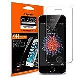 Spigen 041GL20597- Film de protection d'écran transparent pour iPhone SE