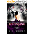 Belonging (A Regent Vampire Lords Book 2)