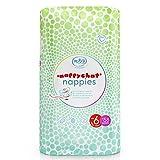 Mum & You Pannolini Nappychat Ippoallergenici, Dimensione 6, (58 Pannolini). Protezione fino a 12 ore. Dermatologicamente Testato, senza profumo/lozione e senza cloro.