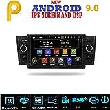 ANDROID 9.0 GPS USB SD WI-FI Bluetooth MirroLink autoradio navigatore compatibile con Fiat Grande Punto 2006, 2007, 2008, 2009, 2010, 2011