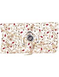 Rajasthani Jaipuri Bohemian Art Sling Bag Foldover Purse - B07FN3B8C7