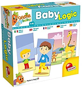Carotina Lisciani Giochi Juego Educativo Bebé