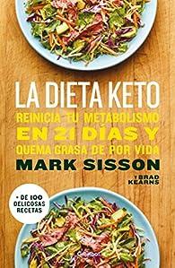 La dieta Keto par Mark Sisson