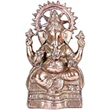 [Sponsored]APKAMART Lord Ganesh Statue - 10 Inch - Religious Artifact & Showpiece Figurine For Home Decor, Room Decor And Gifts