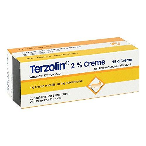 Terzolin Creme 15 g (Dermatitis Seborrhoische Creme)