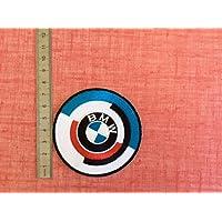 Blue Hawai - Parche termoadhesivo con emblema «BMW»