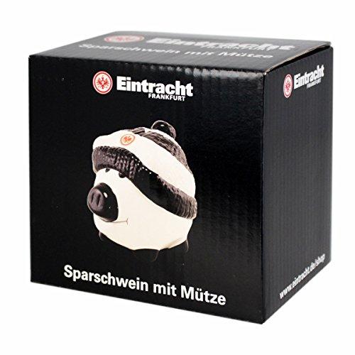 Eintracht Frankfurt - Sparschwein mit Mütze