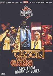 Kool & the Gang : Live from House of Blues