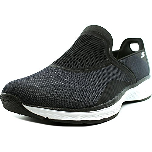 Skechers Refresh Textile Wanderschuh Black/White