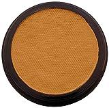 Eulenspiegel 189856 - Profi-Aqua Make-up Schminke - Hellbraun - 20 ml / 35g