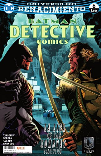 Batman: Detective Cómics 6