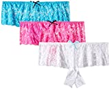 Dreamgirl Women's Cheeky Stretch Lace Op...