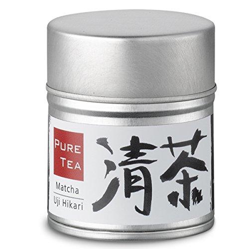 Bio Matcha Tee Uji Hikari – 20g hochwertiger japanischer Tee