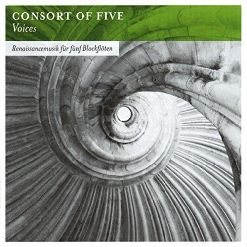 Renaissancemusik für fünf Blockflöten