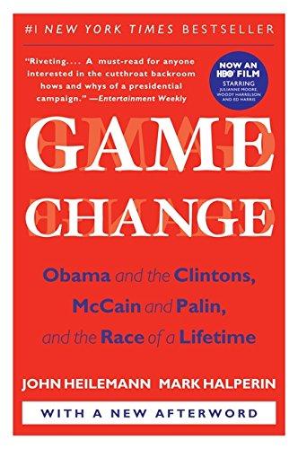 Game Change por John Heilemann