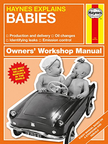 Babies - Haynes Explains (Mini Manual)