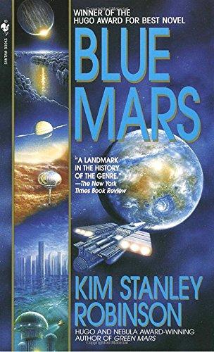 Blue Mars (Mars Trilogy)