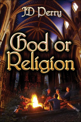 God or Religion Cover Image