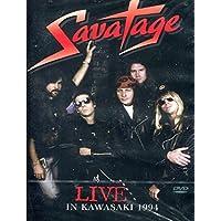 Savatage: Live in Kawasaki 1994 ~ DVD [Import] Region 0 - Ntsc | Savatage by Jon Oliva,Jeff Plate,Zachary Stevens,Alex Skolnick Savatage