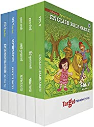 Std 5 Perfect Notes Entire Set Books | English Medium | Maharashtra State Board | Includes Textual Question An