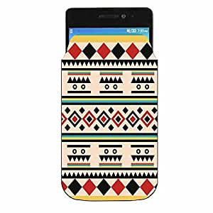 Coolpad Note 5 Lite (5 inch mobile) Printed Pu Leather Designer Mobile Pouch by Youberry (Mobile Pouch)