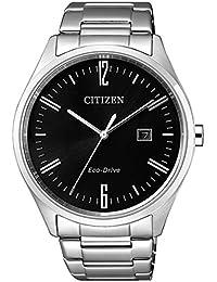 Relojes Citizen reloj hombre de pulsera Citizen Eco-Drive Joy bm7350–86E
