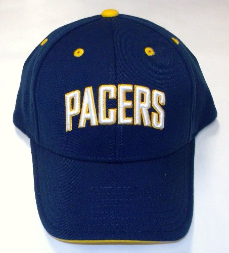 adidas NBA Indiana Pacers Flex Hat Cap OSFM Osfm Flex Cap