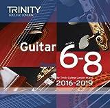 Guitar CD Grades 6-8 2016-2019