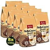 Melitta BellaCrema Speciale, ganze Bohne 8x 1000g (8000g) - mild und cremiger Kaffee