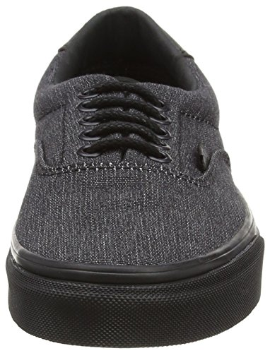 Vans Authentic, Sneakers Mixte Adulte Noir (Denim C&L/Black)