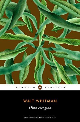 Obra escogida por Walt Whitman