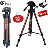 Eloies® Simpex 6 Feet Lightweight Photo Video Tripod for DSLR and Mobile Phones