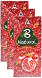 #9: Big Bazaar Combo - B Natural Juice - Pomegranate, 1L (Buy 2 Get 1, 3 Pieces) Promo Pack