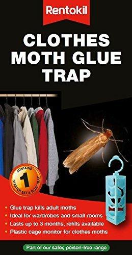 Rentokil Vêtements Moth Piège à colle